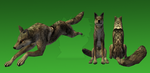 WOLFQUEST PACK preview [1/5] by 0Abarai0