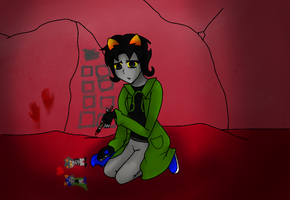 Homestuck: If only by Bluemoon8224