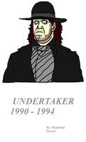 Undertaker 1990 by reg92