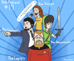 TGS Podcast #19 by Phewcumber
