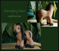 Standing Bear- A Gift by wylf