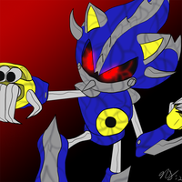 Dark Metal Sonic -CM- by Ulta