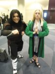Toronto Comic-Con 2015: Senju Clan by NaruHinaFanatic