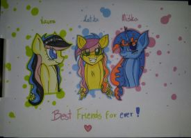 BFF's c: by LShine