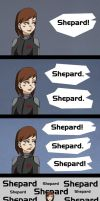 ME: Shepard's Problem by Padzi
