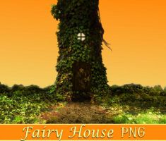 Fairy House by MajcheZmajche
