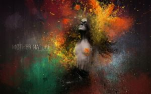 Mother Nature by pincel3d