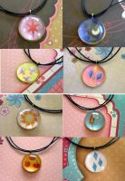 Cutie Mark Necklaces by Sercive