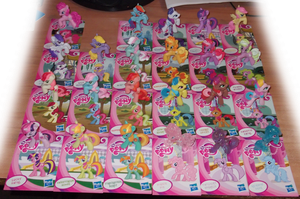 My Little Pony Blind Bag by Jigglypuff-Kawaii