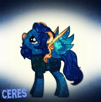 Queen Ceres  [] Pony OC by AskSabertooth