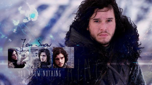 You Know Nothing, Jon Snow by Pantoufle3