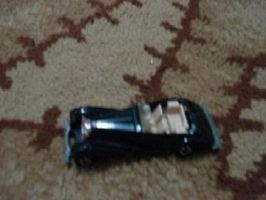 Mercedes 540K from Hot Wheels (without rooftop) by Wael-sa