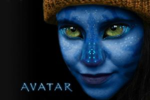 My Avatar or - Na'vi me by Sharile