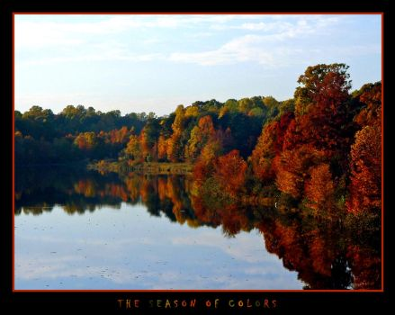 The Season of Colors by Maginater