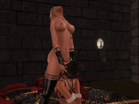 To please your Mistress by Ropetherapy