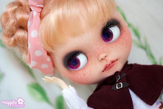 Evey - Custom with Freckles (MR) by Meggilu
