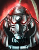 Alphonse Elric by antonjorch