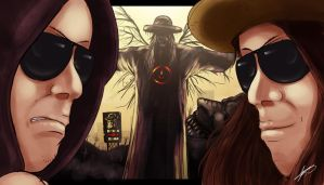 Banner del canal de DrossRotzank by ichimoral
