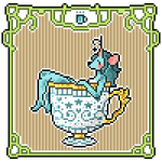 New Animated Icon (FA) -- 1 Ansitru, 1 Teacup by Hardrockangel