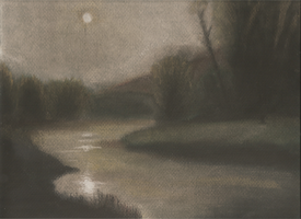 Chalk Pastel Drawing-water etc by chucklepink