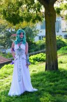 Tyrande Whisperwind by SamuiCosplay