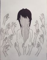 Consuming depression  by SighxGod