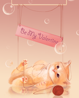 Be My Valentine by Zeamay
