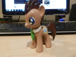 Dr. Whooves/Hooves Molded Custom by Rion-Noire