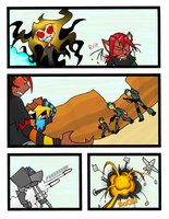 DRR Fight 5 page 4 by Thalden