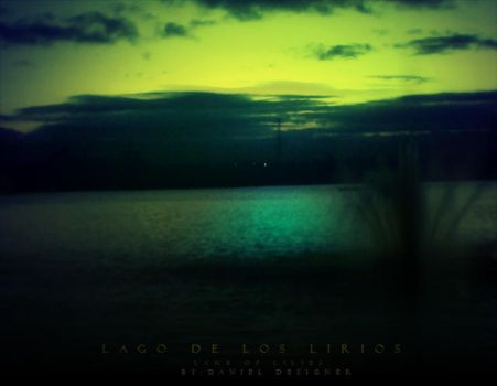 lago de los lirios -lake by DANIELDESIGN