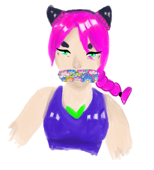 Ok Jolyne by margaretvevo