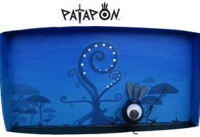 Patapon Figurine by Nestly
