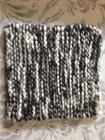 Knitted Potholder by LexC7
