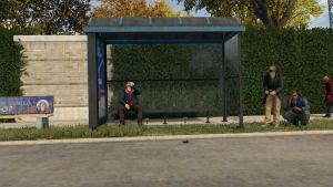 Waiting for a life #2 by MetroUI