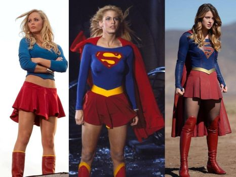 Supergirl Generations by Shulkie