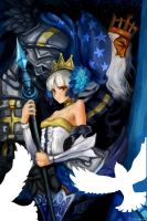 Odin Sphere: King and Princess by KaiNaturally