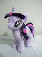Twilight Sparkle 1 by Yukamina-Plushies