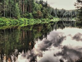 River Gauja 6 by IronCrusader