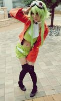 Vocaloid - Gumi by yaiba-chan