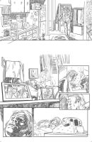 Wed Morning Pencil 1 by NoirZone