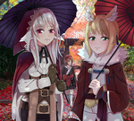 Fire Emblem Fates Velouria and Selkie by xCappu