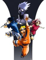 Team 7 - The Early Days by rocom