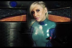 zero suit samus 3 by chrisfkn