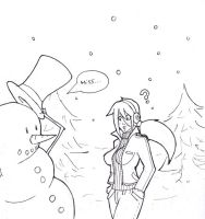 First snow by AngsTheWicked