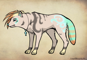 Wolf Adopt (Name Your Price) .:OPEN:. by Shadowhawk-Adopts