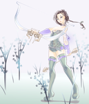 New OC for Roleplay : Lazulis by Ampraeh