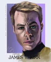 Captain Kirk by Jamocha101