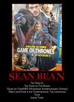 Sean Bean by MexPirateRed
