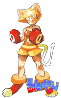 Umasu: Star Boxing Champion by Tentakustar