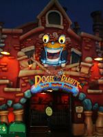 Roger Rabbit's Car Toon Spin by belle951